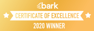 Bark Bemunchie 2020 Winner