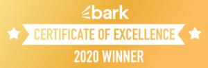 Bark Bemunchie 2020 Winner
